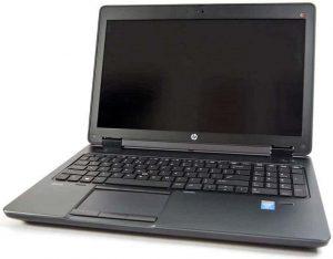 لپ تاپ استوک hp zbook17