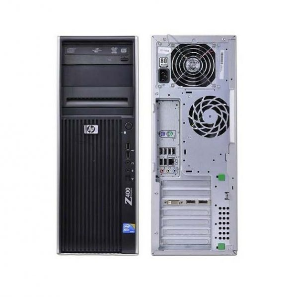 1- کیس استوک HP Z400