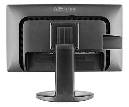 مانیتور استوک 24 اینچ LG E2411pu