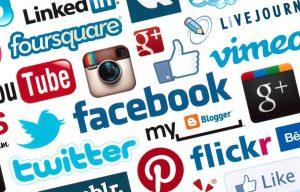 شبکه های اجتماعی پرطرفدار در جهان